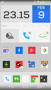 OnePX - Icon Pack v1.0.9