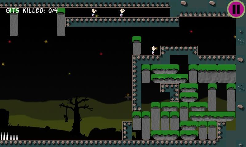 Annoying Little Gits - Lite- screenshot
