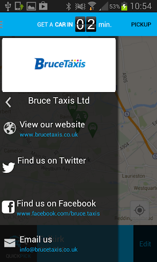 Bruce Taxis