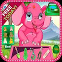 Elephant Docteur Jeux icon