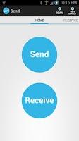 Screenshot of Send! Pro   File Transfer
