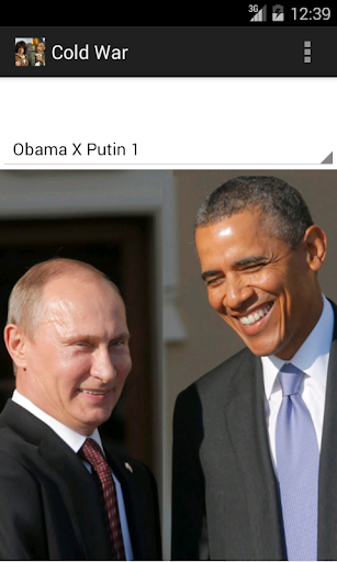 Cold War Funny