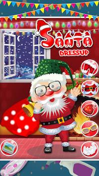 Santa Dressup - Kids Game