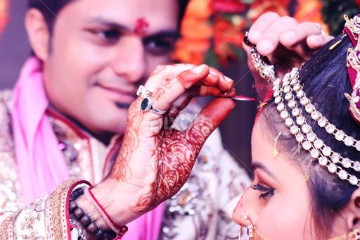 Maang and Sindoor   Ceremony   Wedding   Pixoto