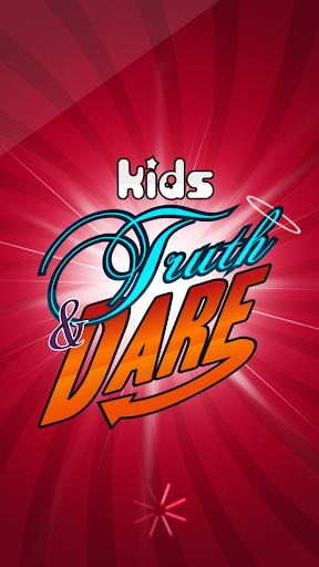 玩免費休閒APP|下載Kids Truth and Dare app不用錢|硬是要APP