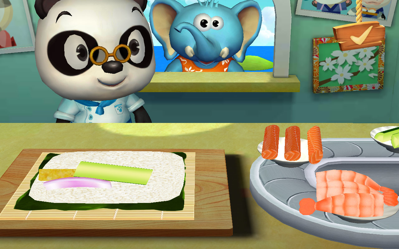 Dr. Panda Restaurant 2- screenshot