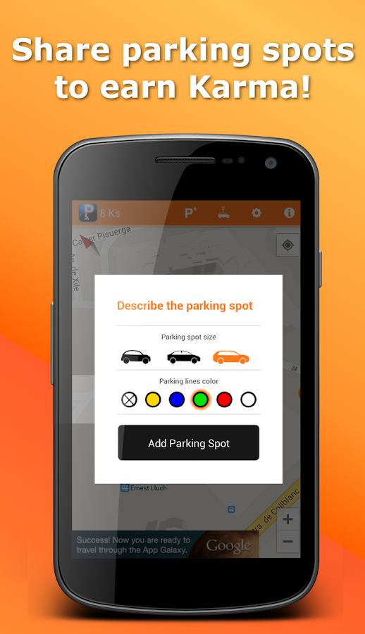 Parking Karma - Social Driving - screenshot