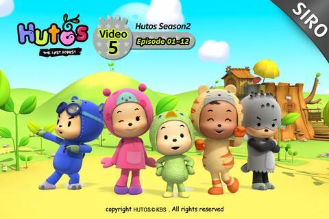 Hutos动画5:第2季 01-12集