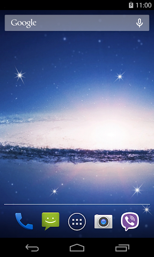Space Galaxy Live Wallpaper