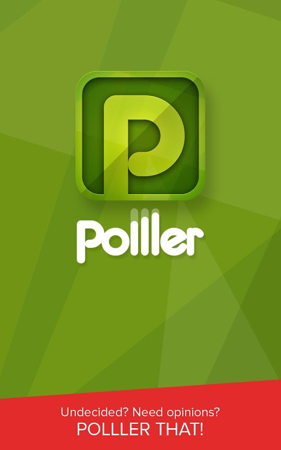 Polller Polls : Instant Voice- screenshot