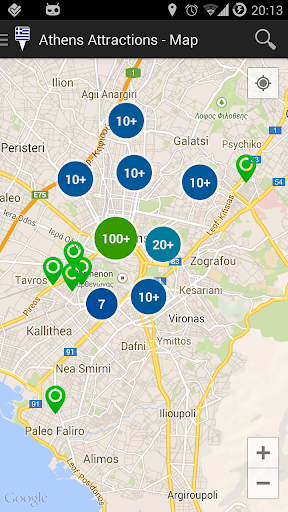 Athens Attractions Metro