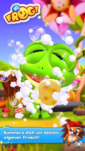 Hi Frog