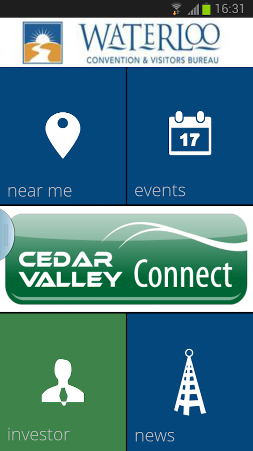 Cedar Valley Connect- screenshot