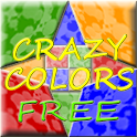 Crazy Colors Free (English) logo
