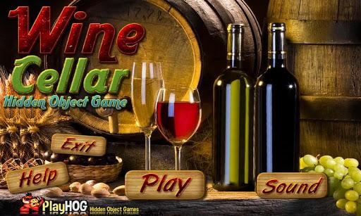 Wine Cellar Free Hidden Object