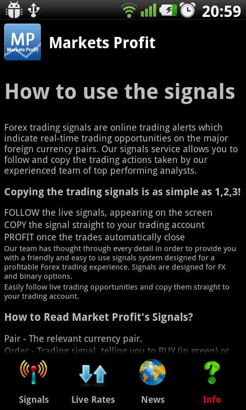 Remove forex ads
