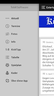 Fan Club Königsblaues Extertal - screenshot thumbnail
