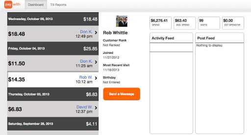 【免費財經App】PayWith Admin-APP點子