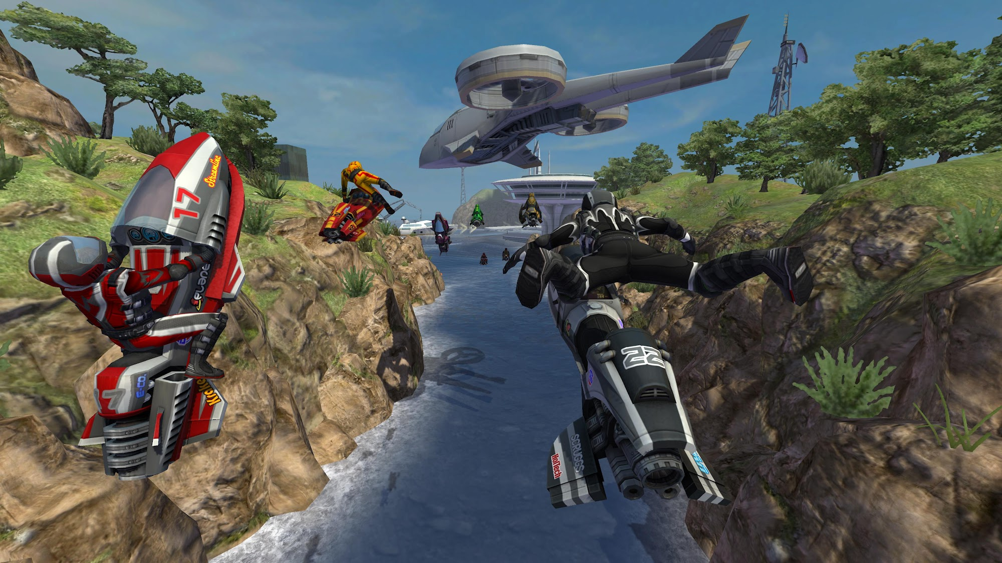 Riptide GP2 screenshot #17