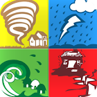 Disaster ID icon