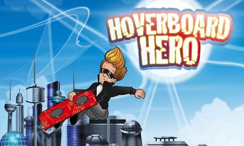Hoverboard Hero - screenshot