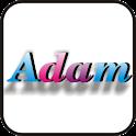 Adam doo-dad logo