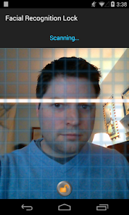 Facial Recognition Lock Prank - screenshot thumbnail