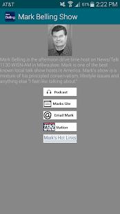 Mark Belling Podcast - náhled