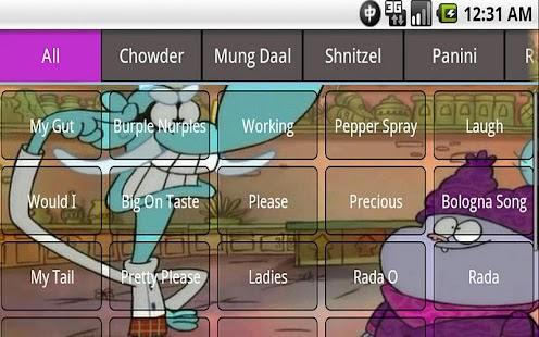 Here's Chowder! - screenshot thumbnail