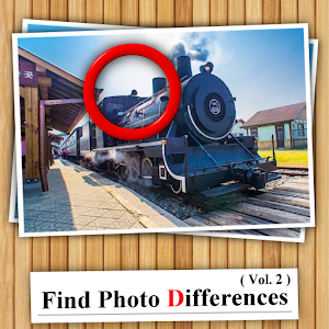 Find Photo Differences Vol.2 for PC and MAC