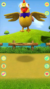 Talking Chicken- screenshot thumbnail