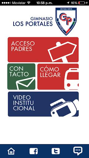 Los Portales App