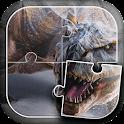 Dinosaurs Jigsaw Puzzle icon