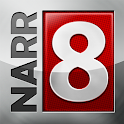 NARR8: interactive book series logo