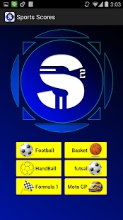 Sports Scores- screenshot thumbnail