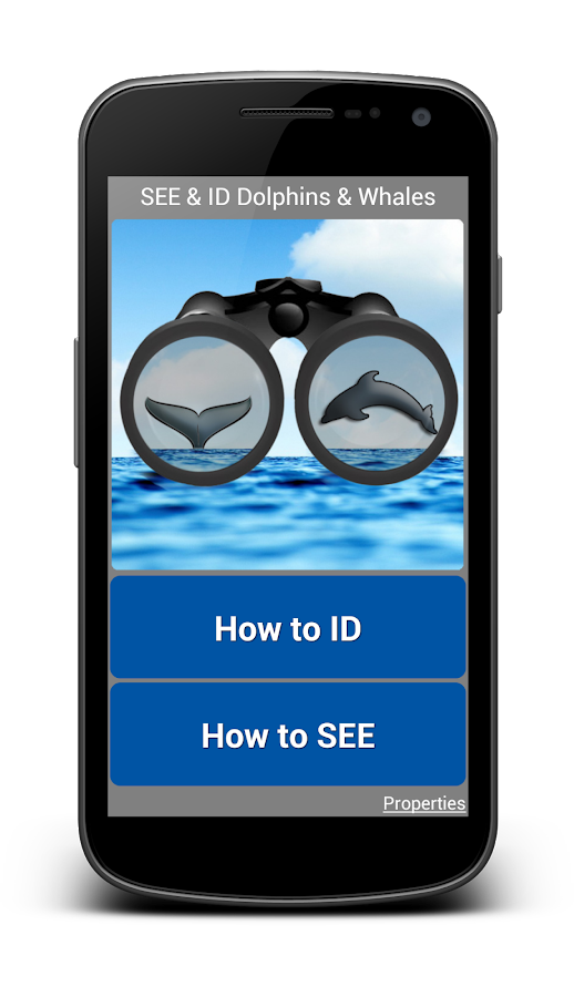 See & ID Dolphins & Whales- screenshot