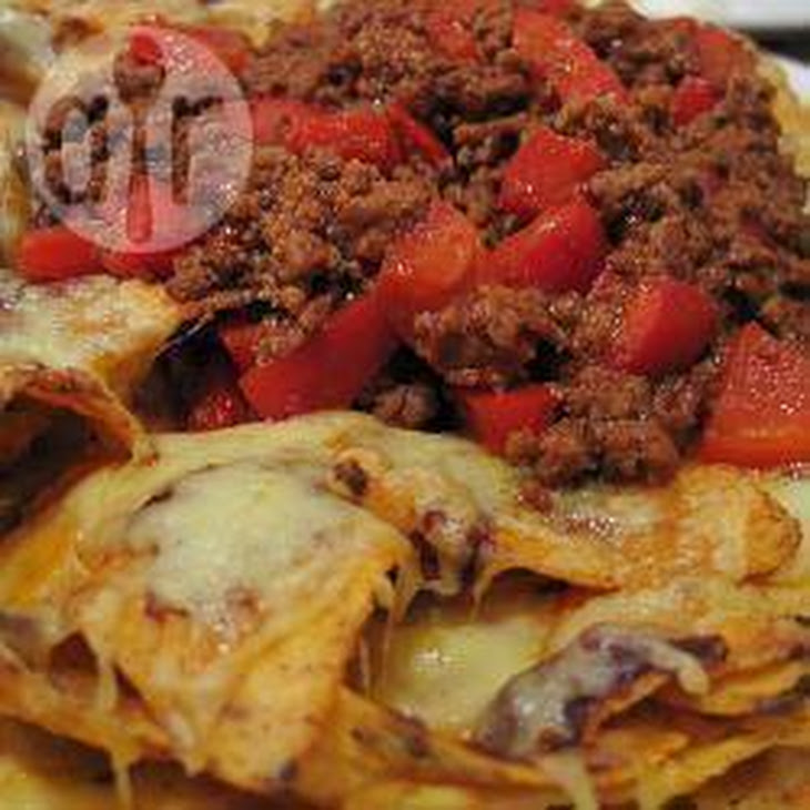 Nacho Chili Met Kaas Recipe
