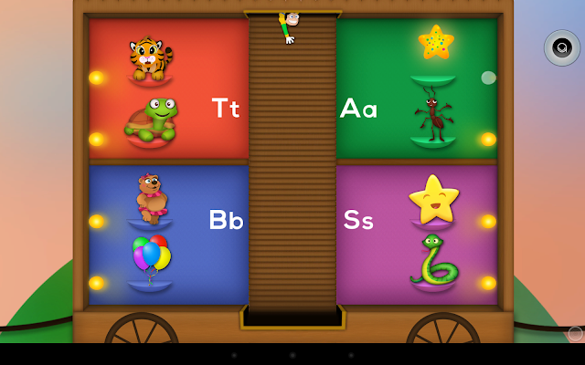 Phonics: Soundout Words Puzzle - screenshot