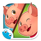 7 differences - Game for kids icon
