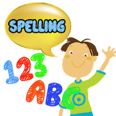 Interactive Spelling Cards
