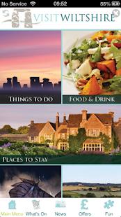 Visit Wiltshire Official App