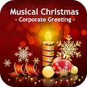 Musical Christmas - Corporate icon
