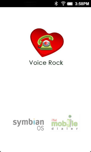Voice Rock - iTel Platinum