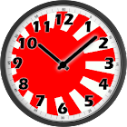 Imperial Japan Clock icon