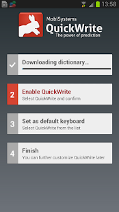 OfficeSuite QuickWrite- screenshot thumbnail