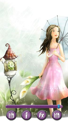 玩個人化App|酷高清壁紙女孩 - 免費 壁紙 背景免費|APP試玩