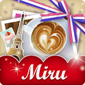 collage app: MIRU Photobook icon