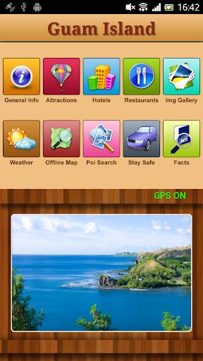 Guam Offline Travel Guide