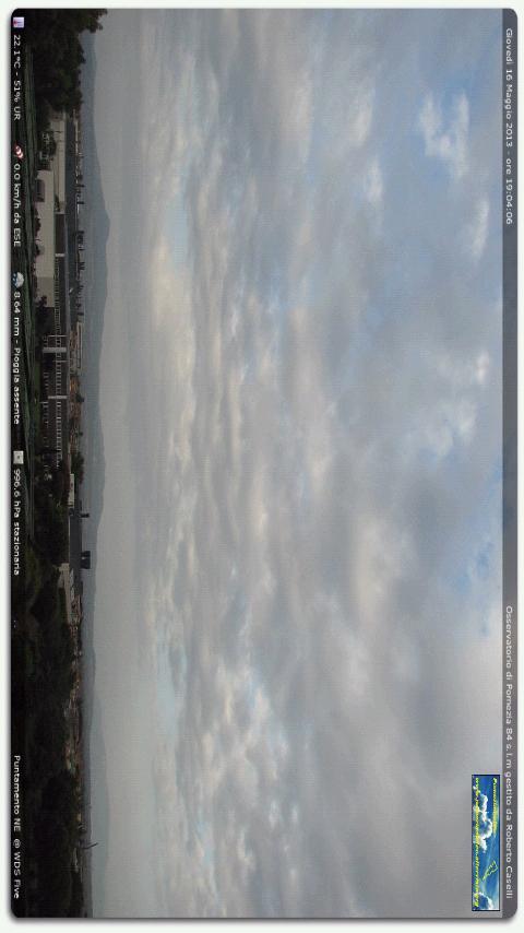 Pomeziameteo - screenshot