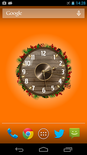 模拟时钟 - Clock Widget Wallpaper